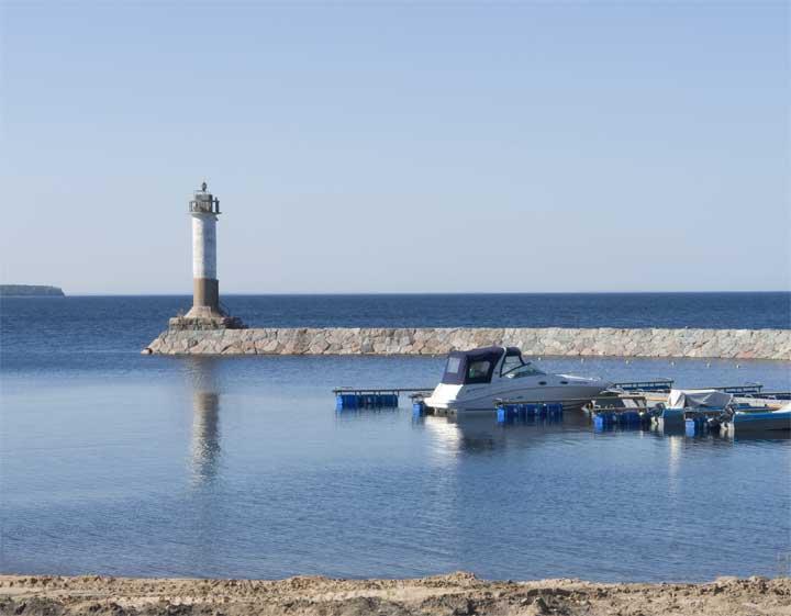 места для рыбалки в приозерске